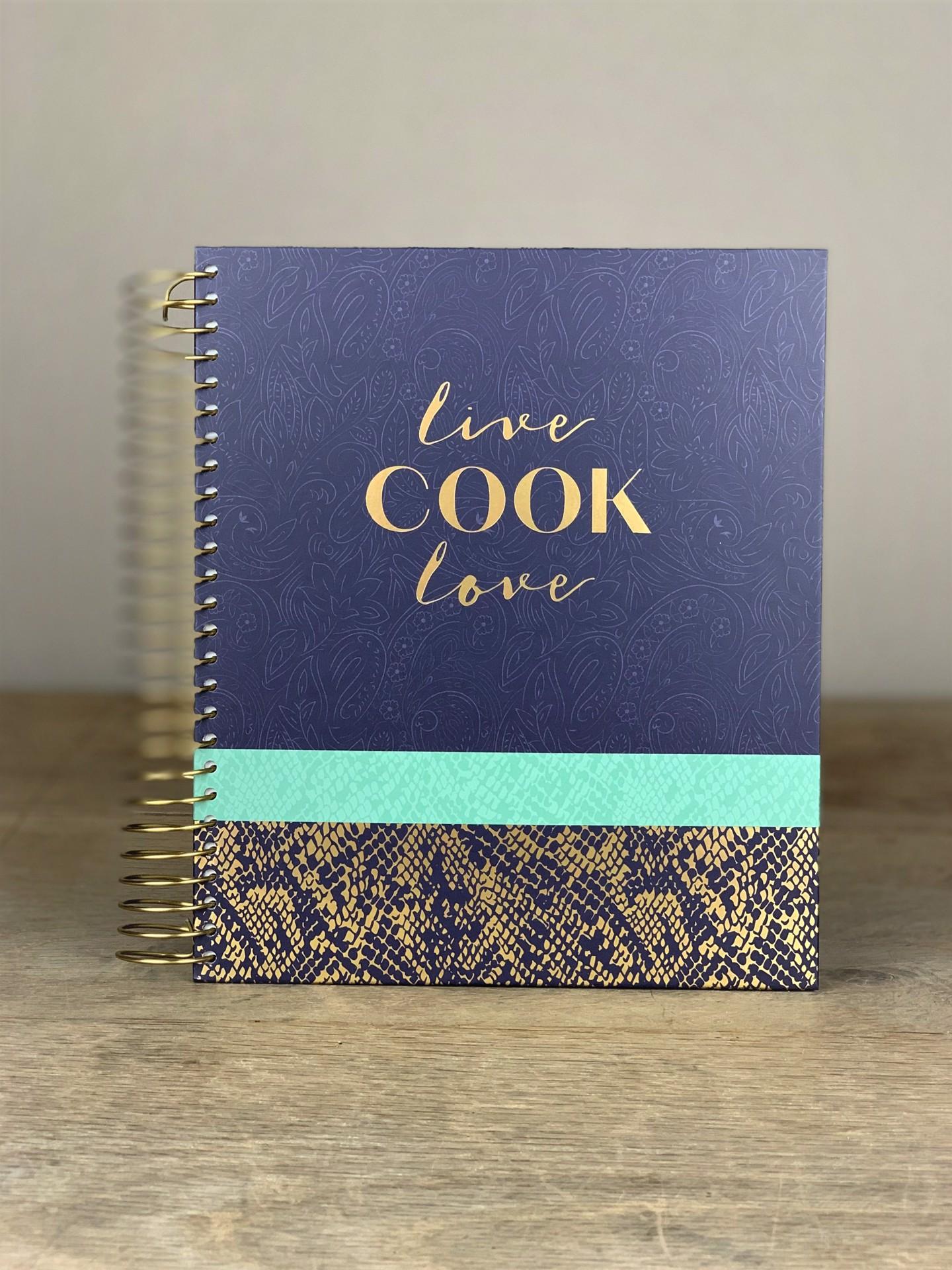 Kochmappe Love Cook