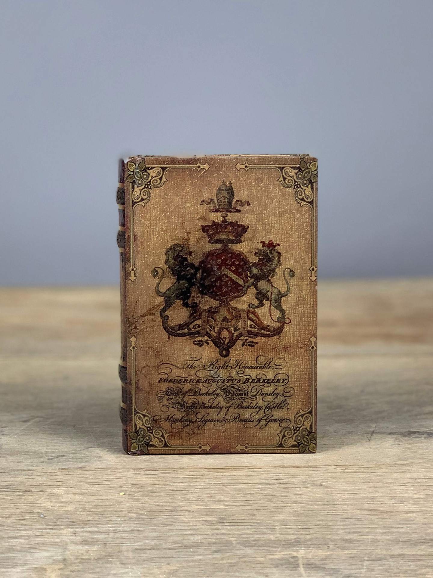 Bücherbox Wappen