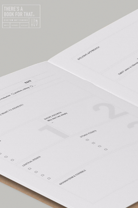 Notebook Project Management  natur