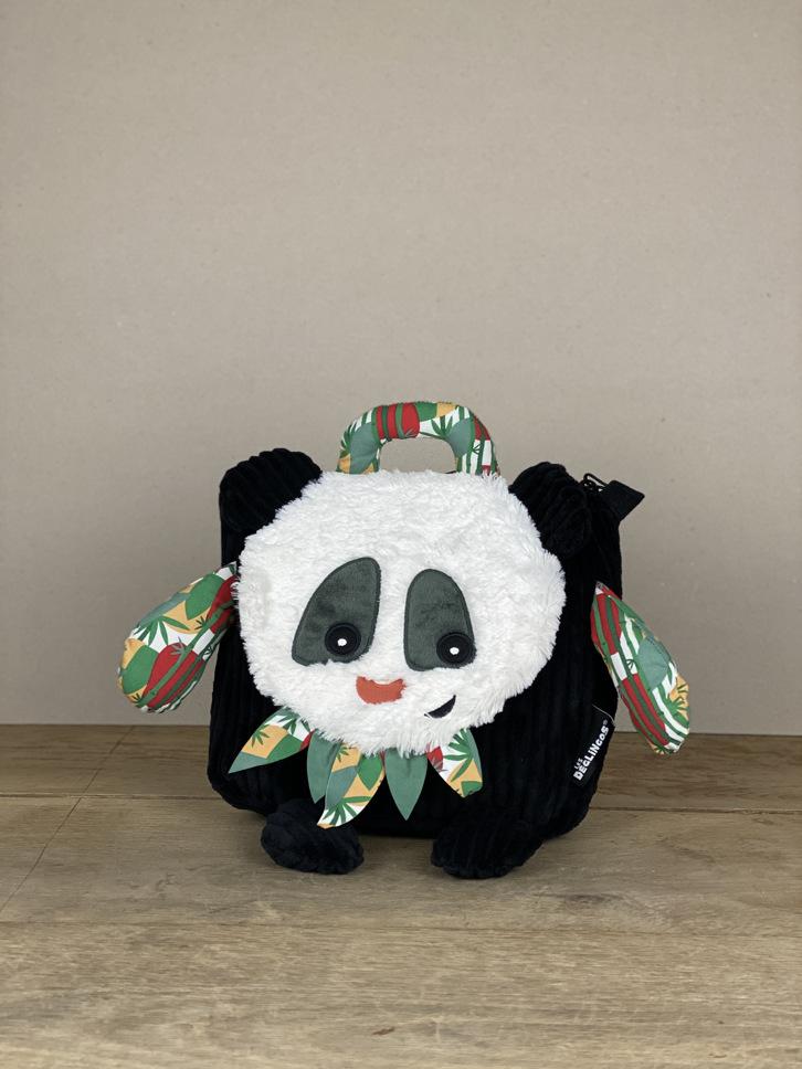 Rucksack Cord Tier Panda