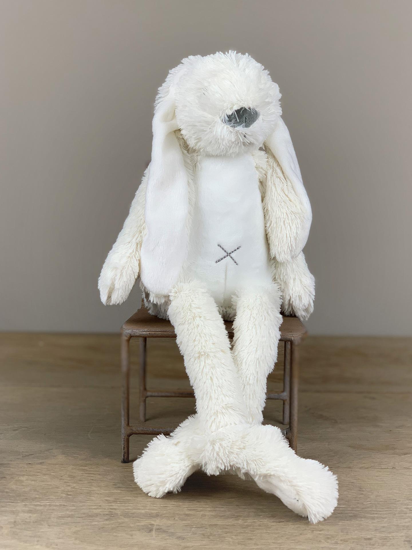 Spieluhr Hase weiß