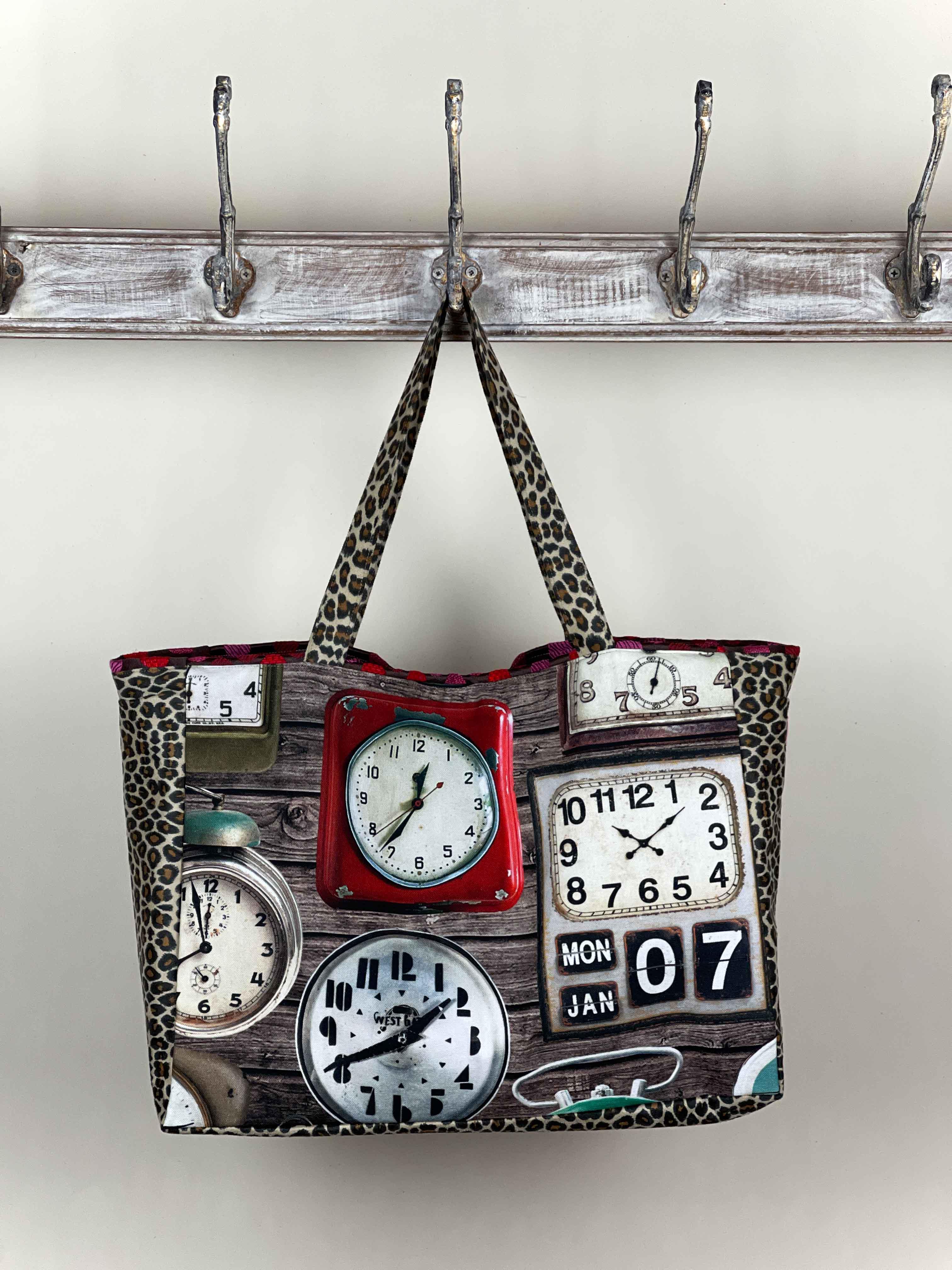 Damen Handtasche Uhren