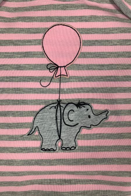 Shirt Baby Elefant