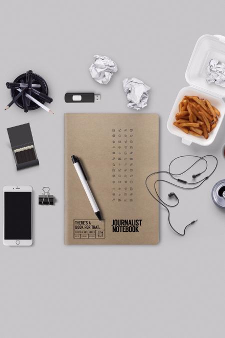 Notebook Journalist  natur