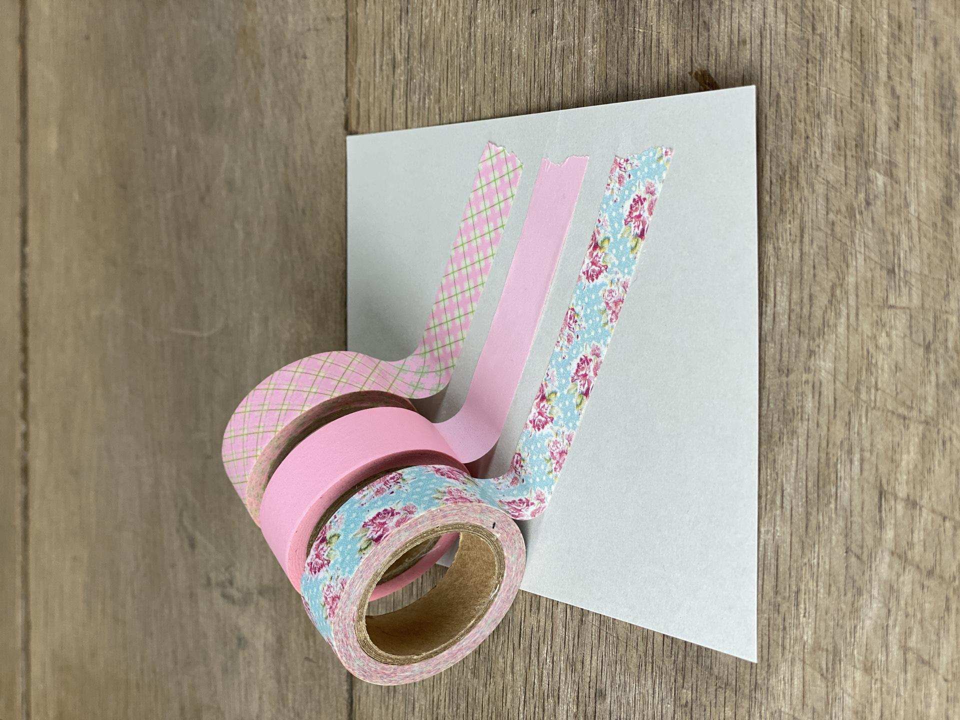 Masking Tape Set 34
