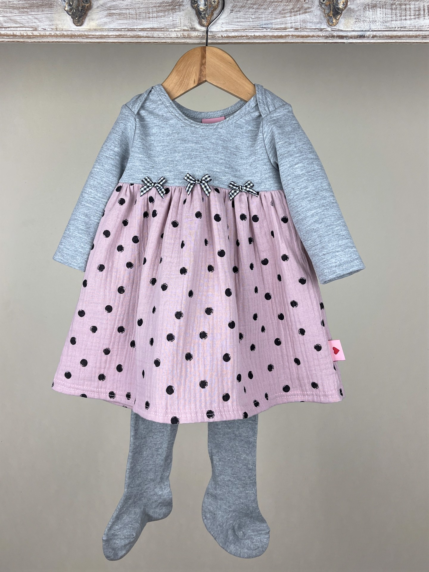 Kleid sweet Dots