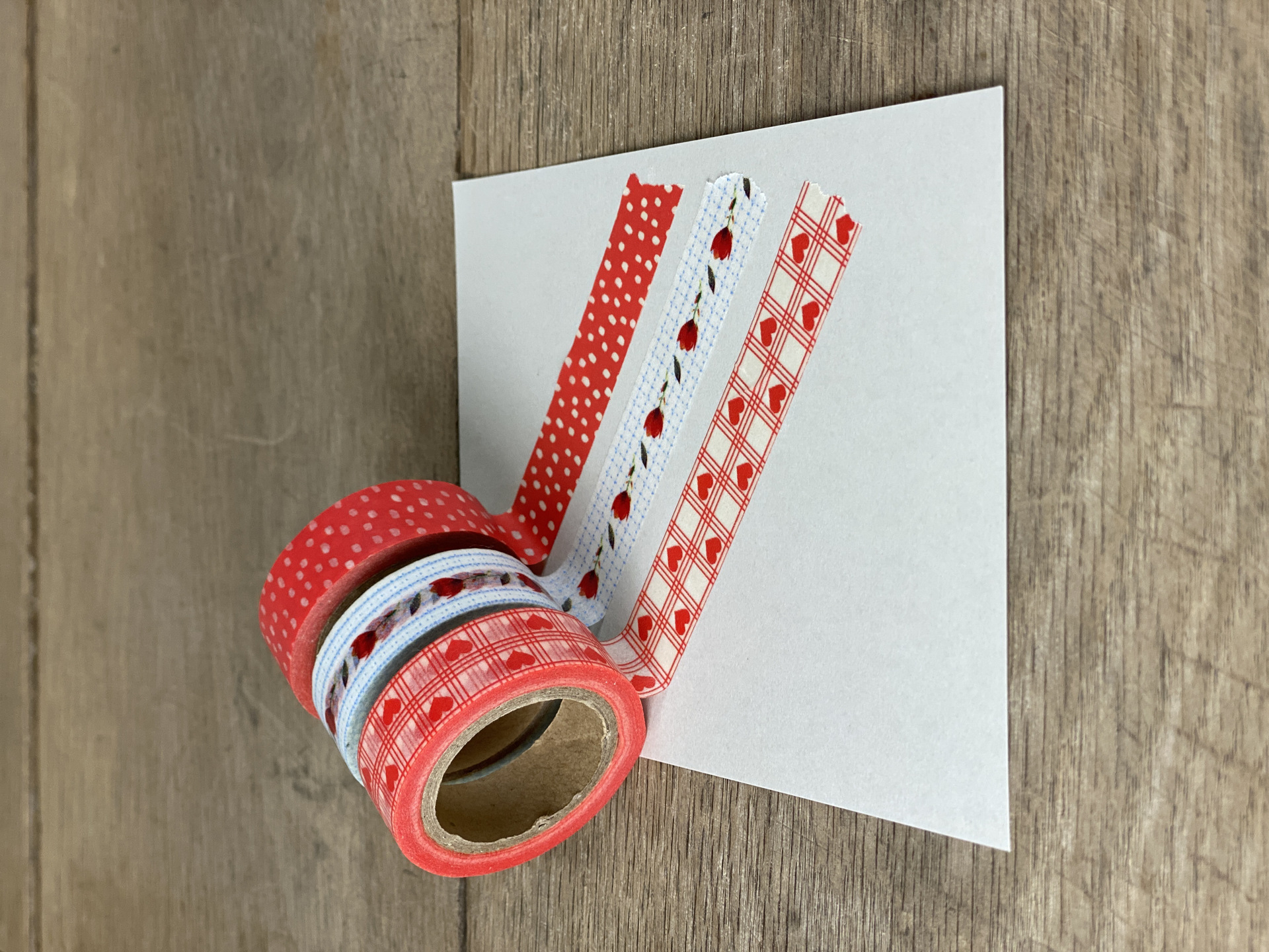 Masking Tape Set 10