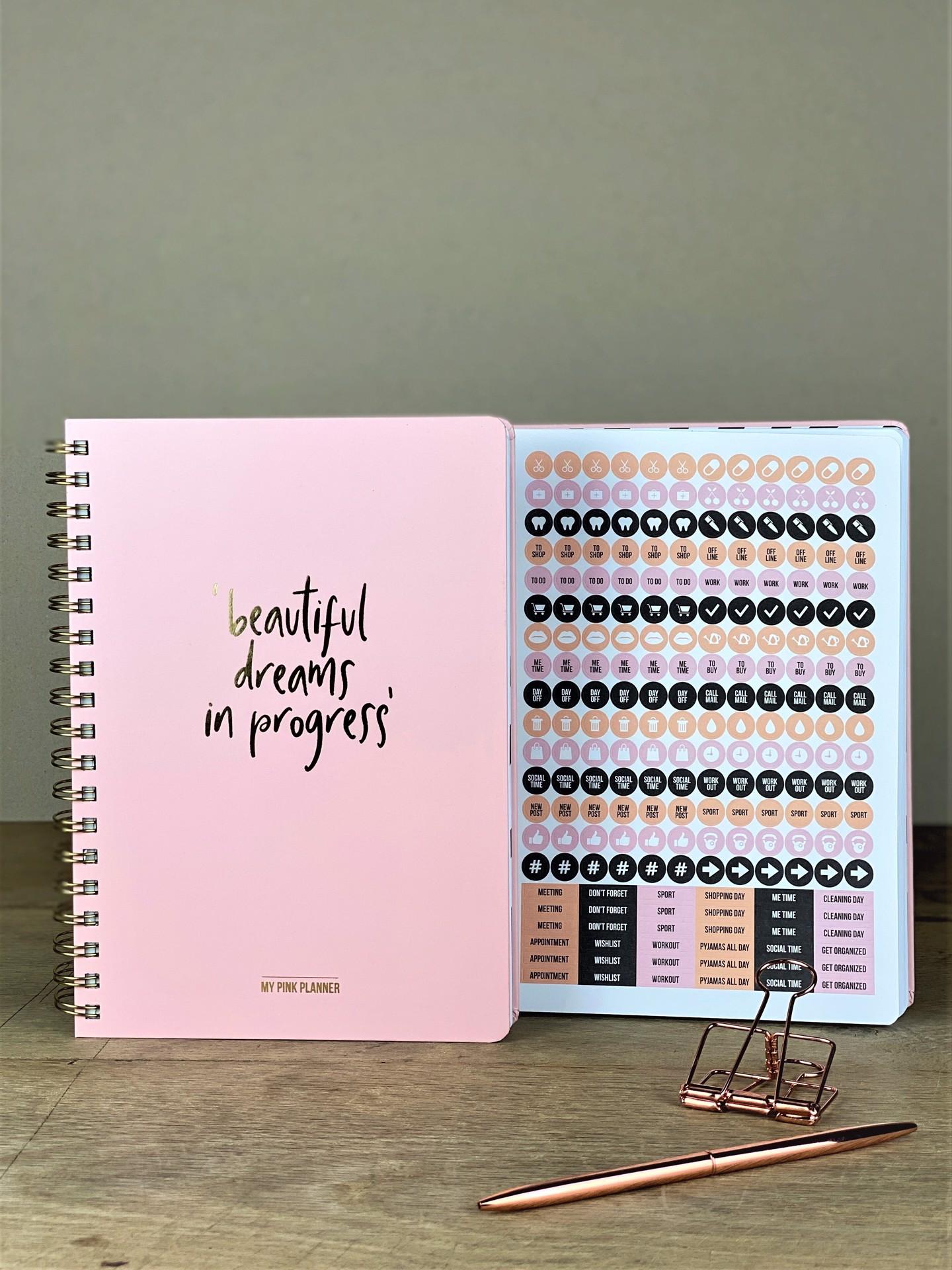 Kalender undatiert beautiful dreams