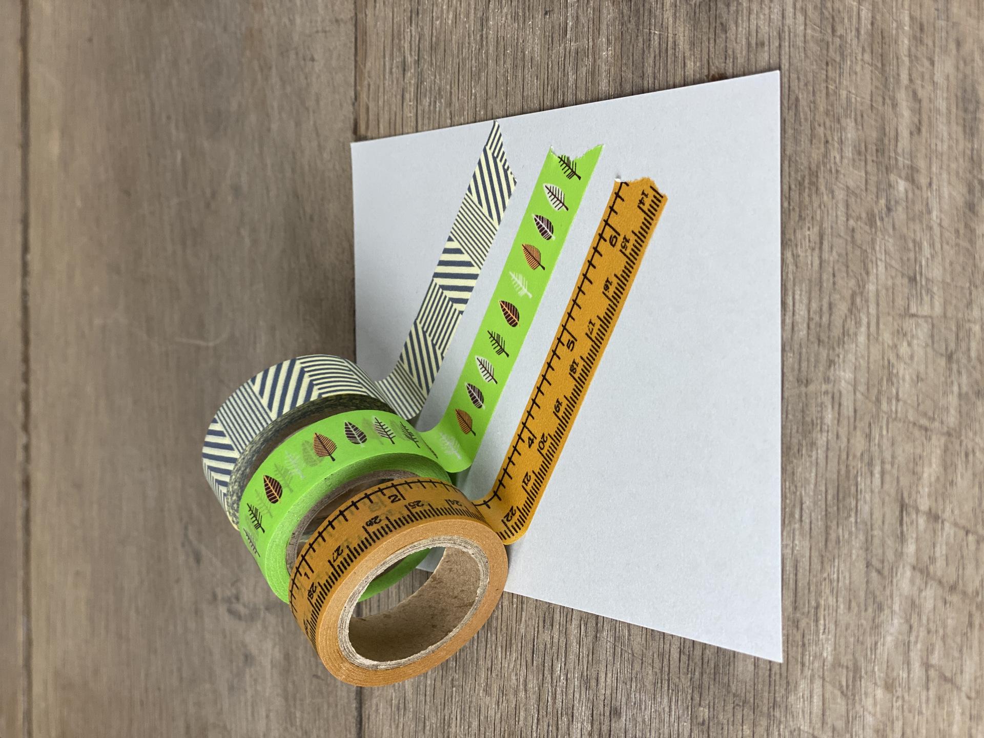 Masking Tape Set 09