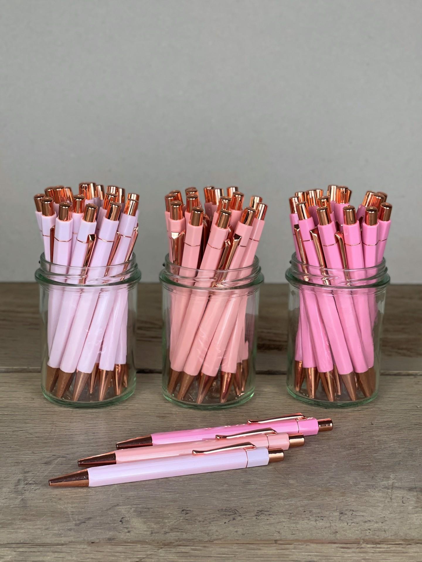 Kugelschreiber Pastell