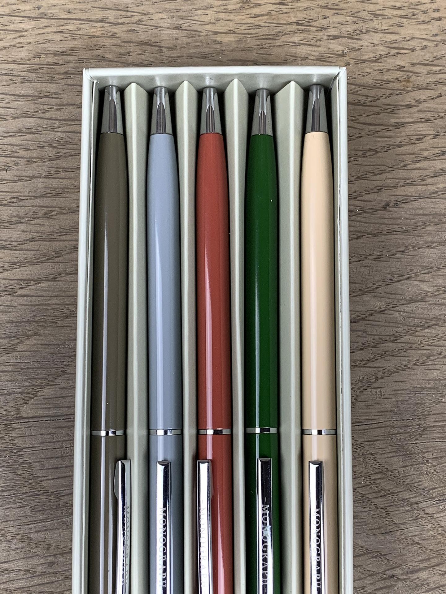 Kugelschreiber-Set Monograph