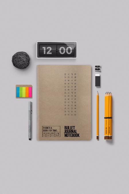 Notebook natur Bulletjournal