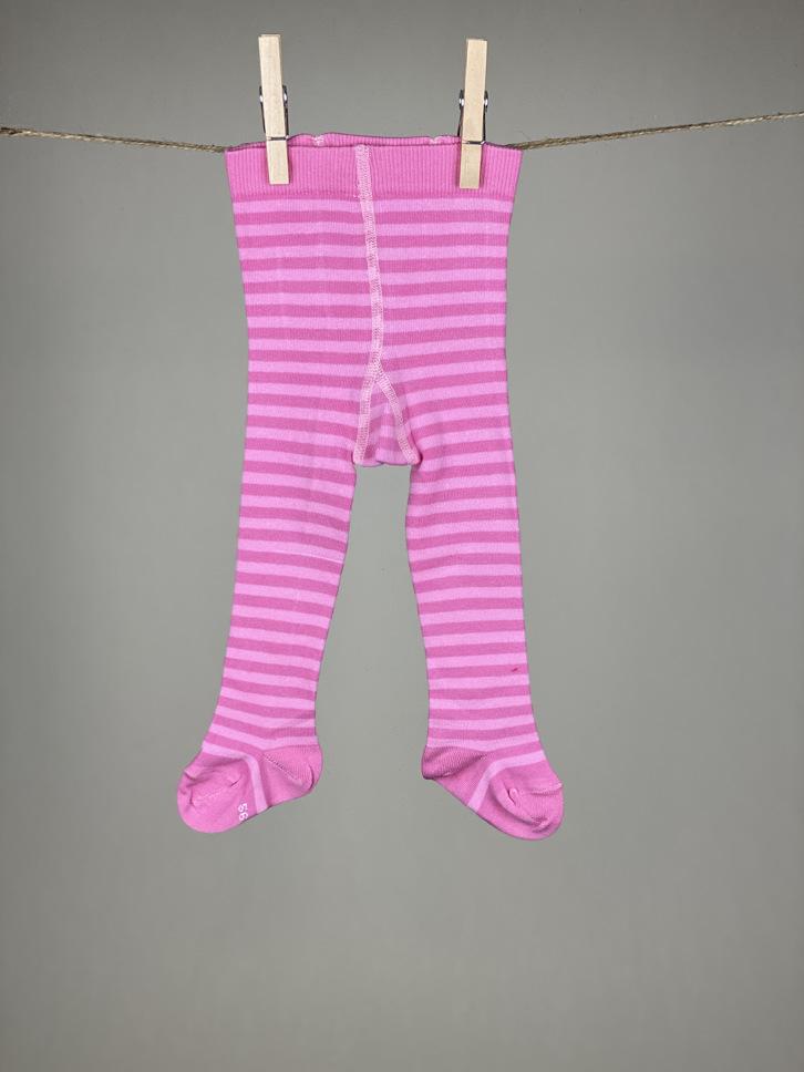 Strumpfhose Ballerina Stripes rosa/pink
