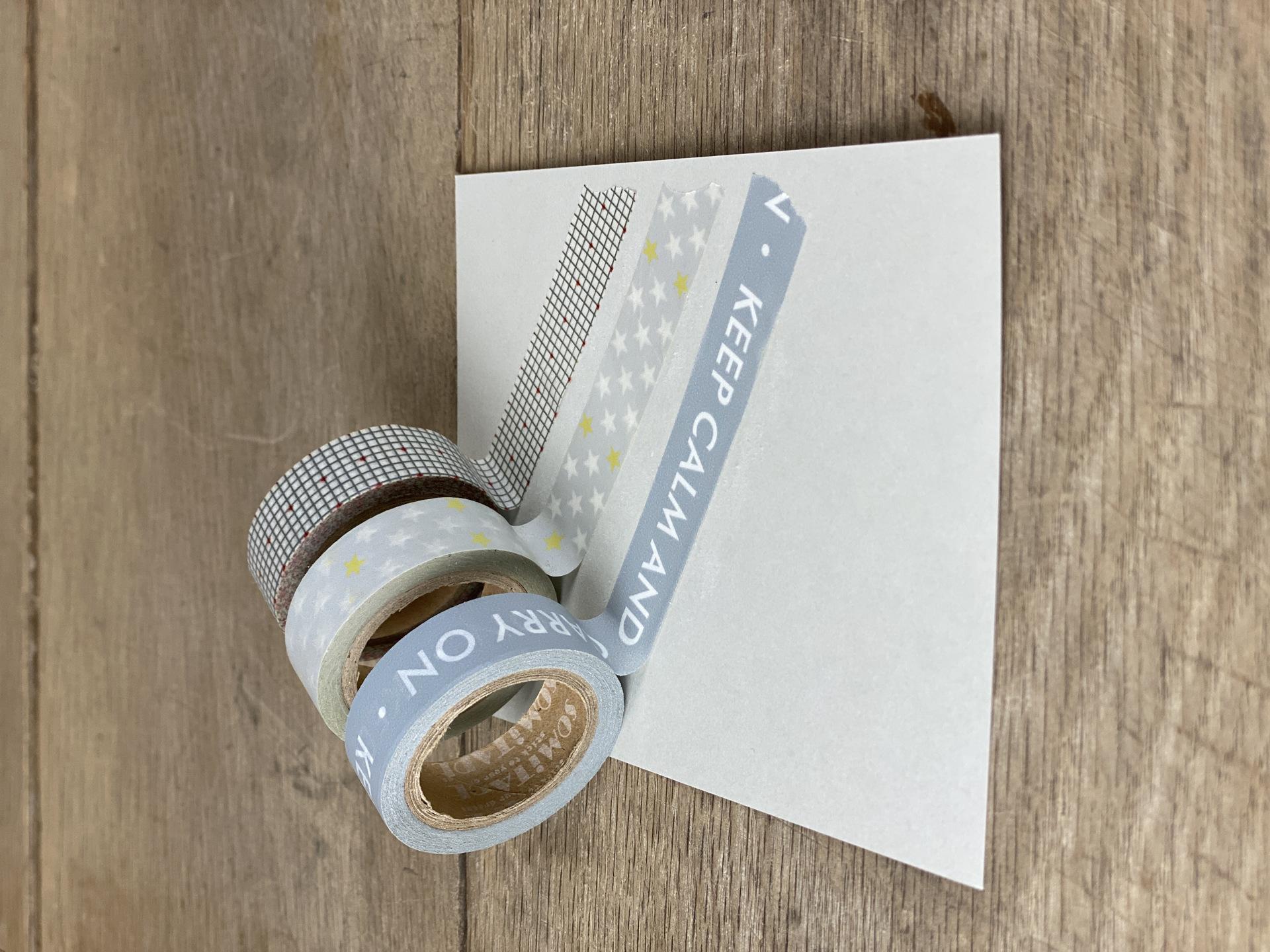 Masking Tape Set 22