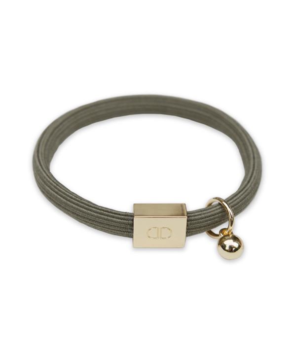 Armband elastic olive