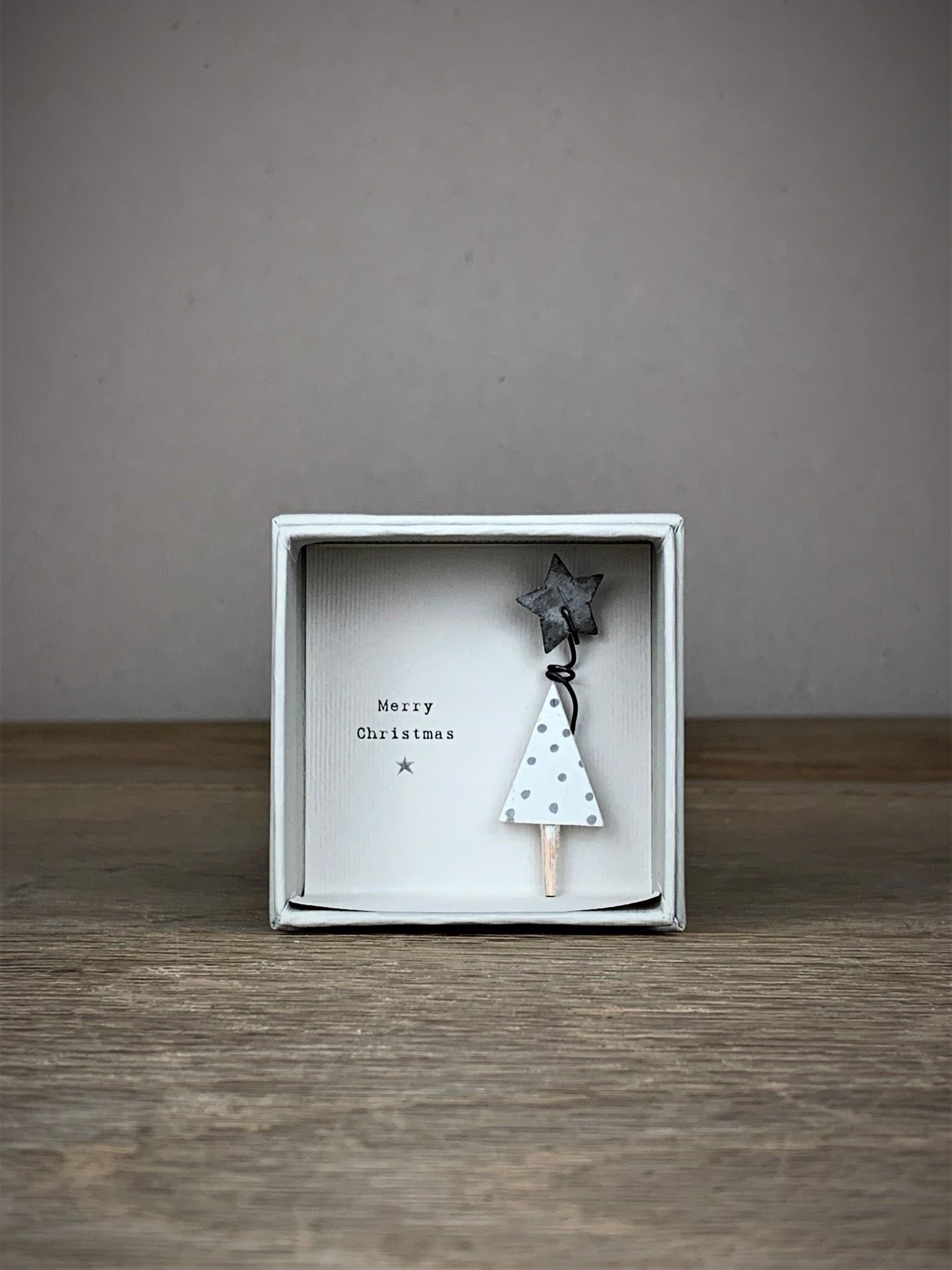Geschenkbox Weihnachtsbaum