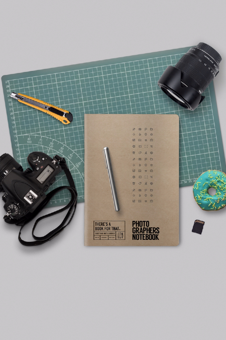 Notebook natur Photographers