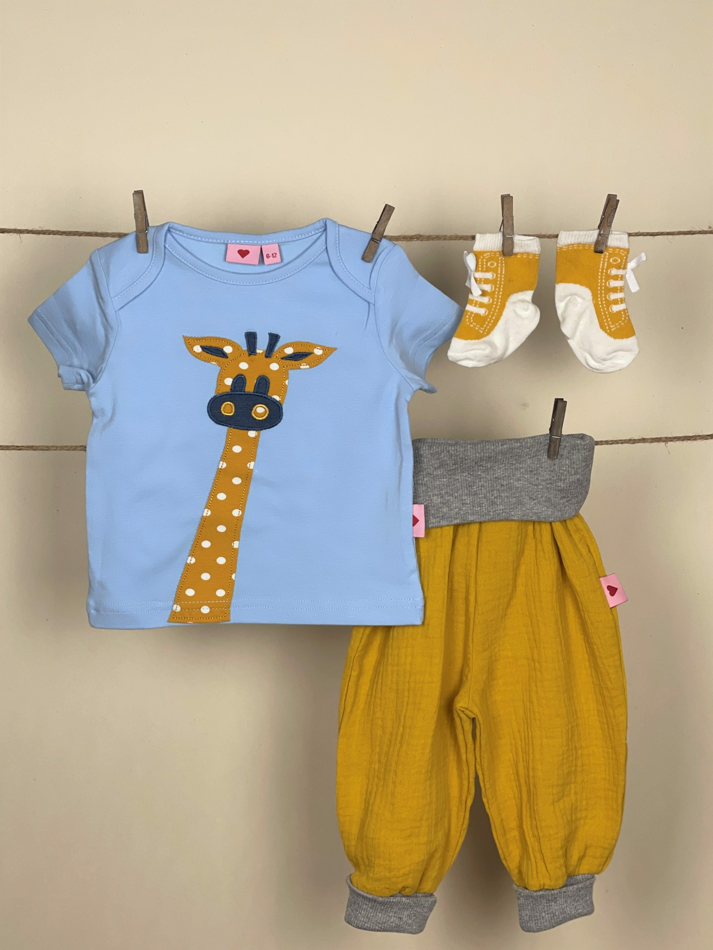 Kombi Baby Giraffe