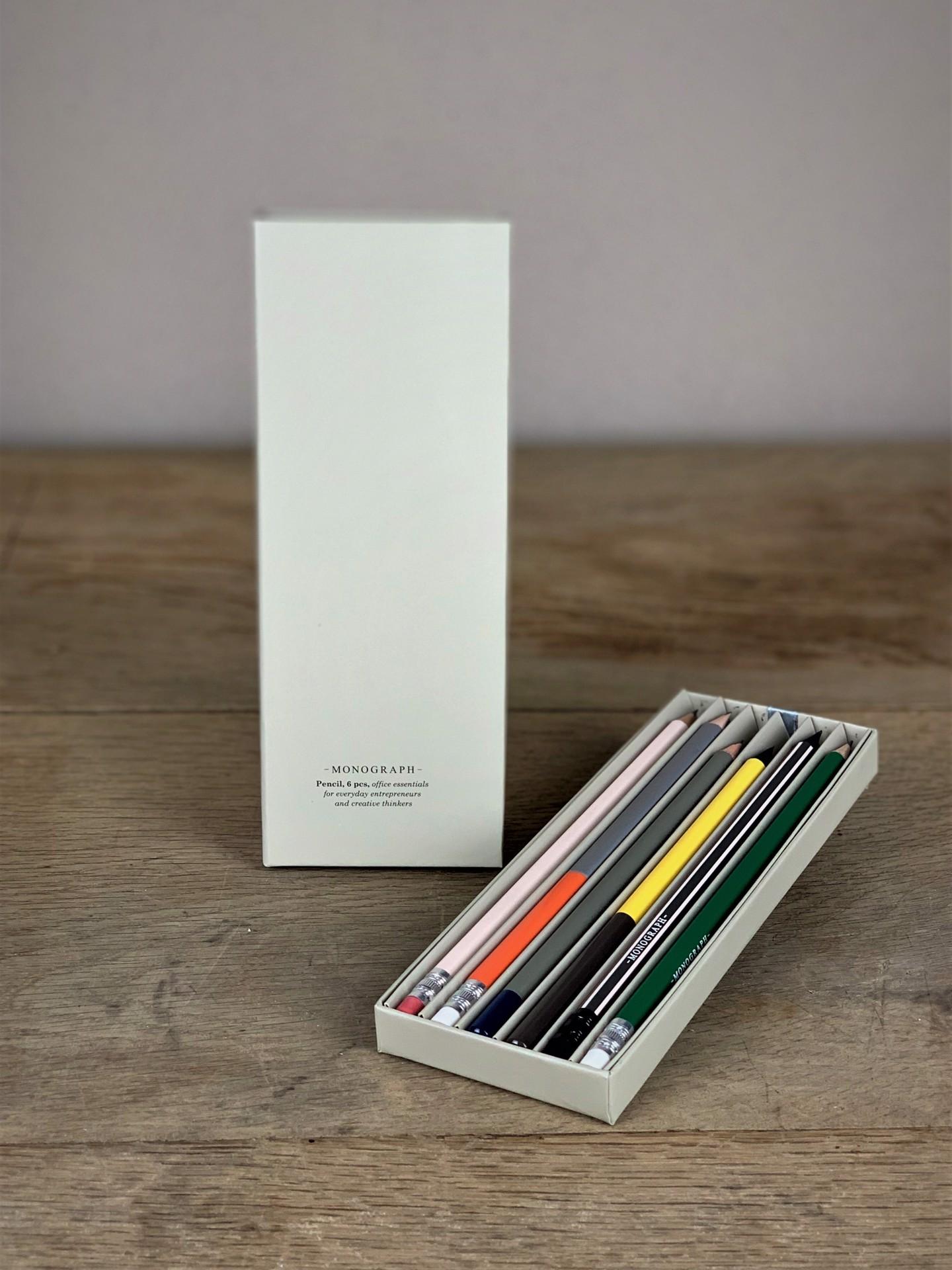 Bleistift Set modern