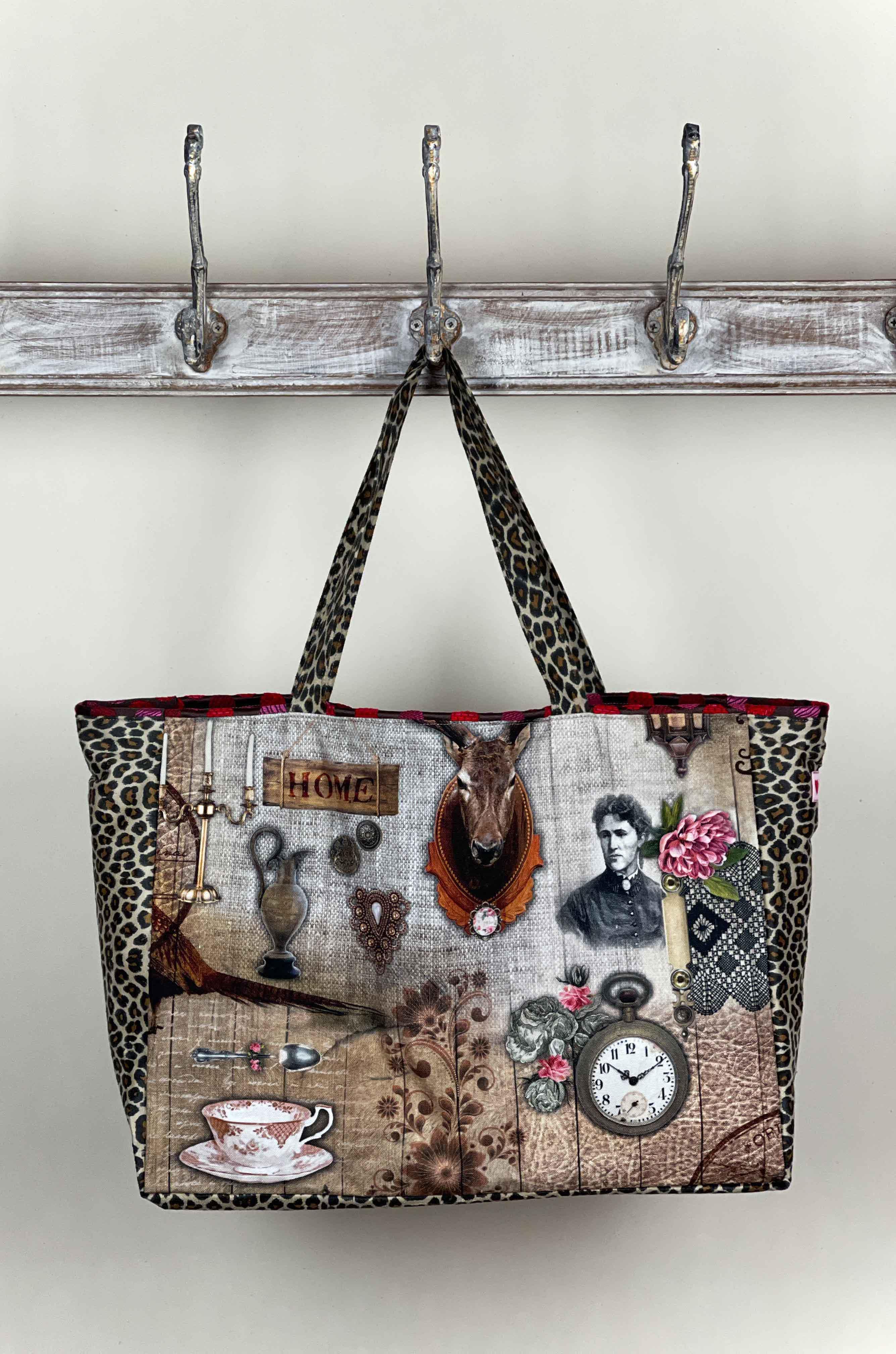 Damen Handtasche Vintage