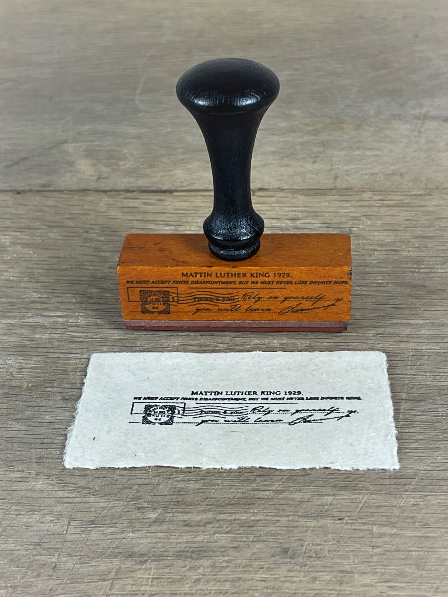 Stempel Martin Luther