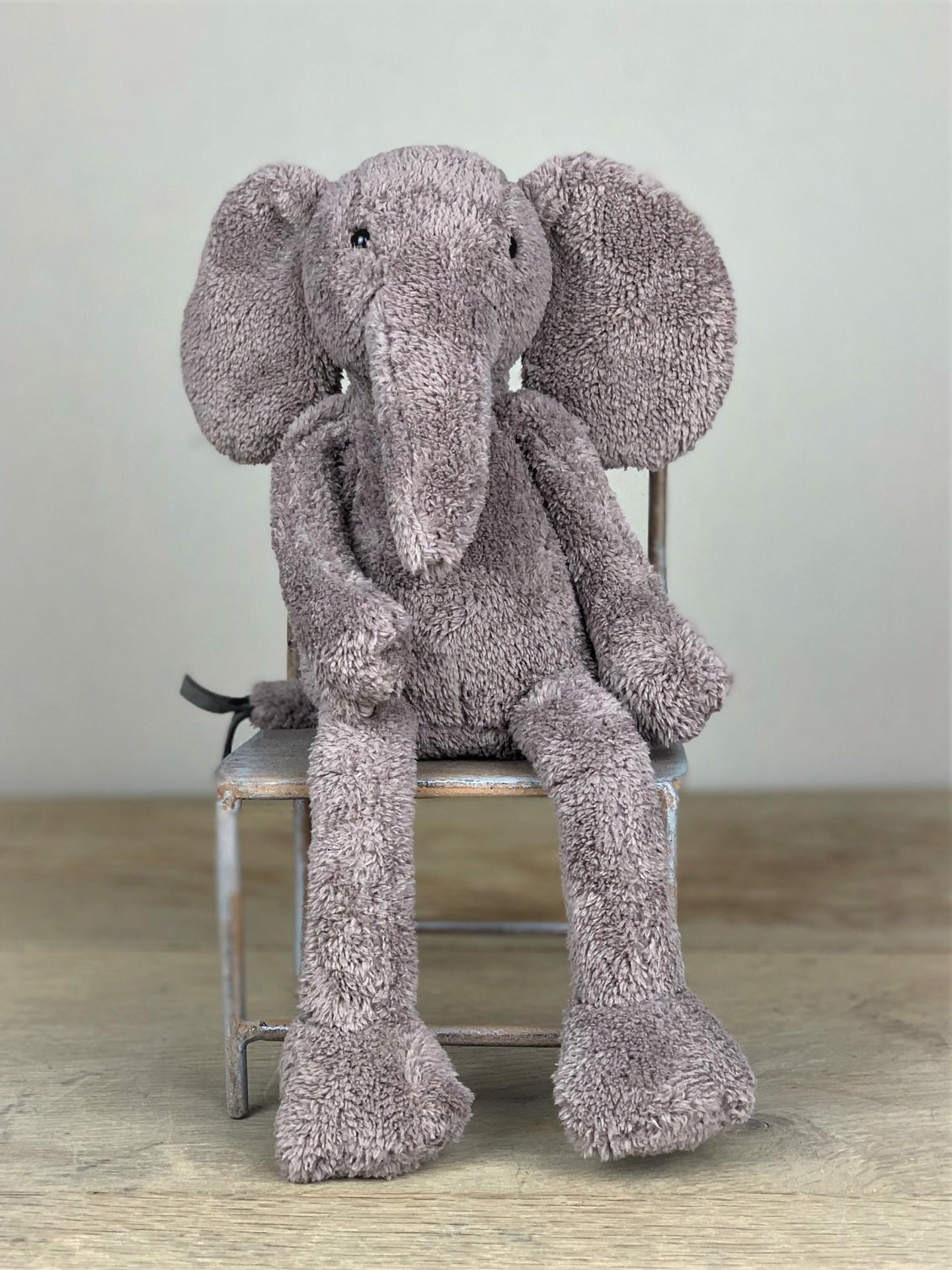 Stofftier Elefant Monika