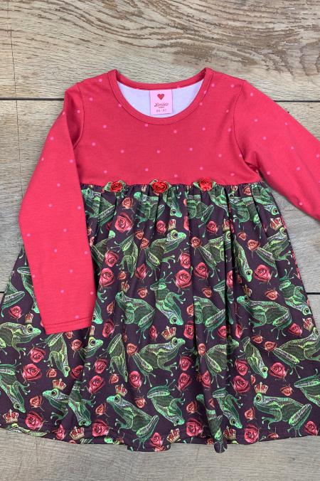 Kleid Froschkönig