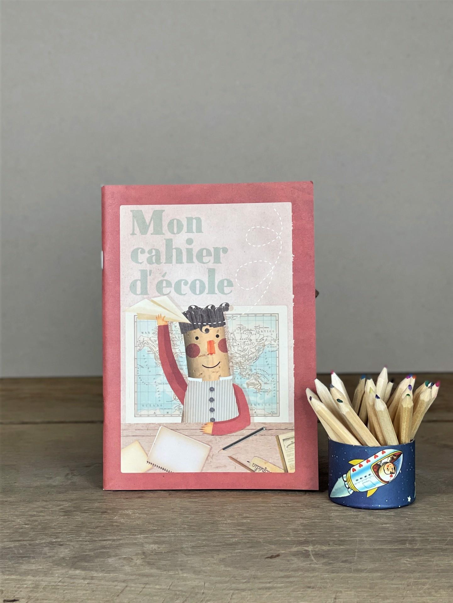 Malbuch Kinder kreativ rot