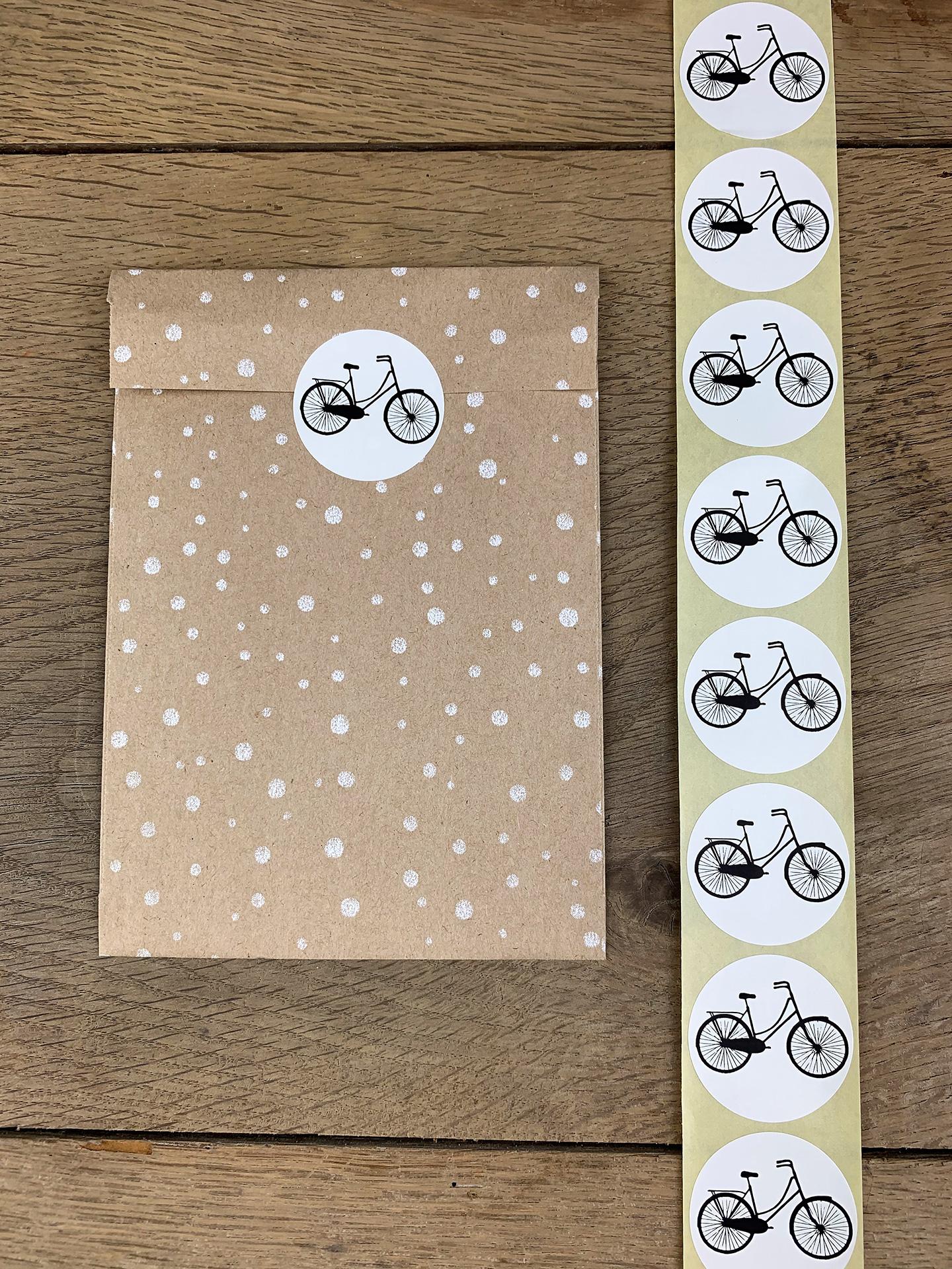 Sticker Fahrrad