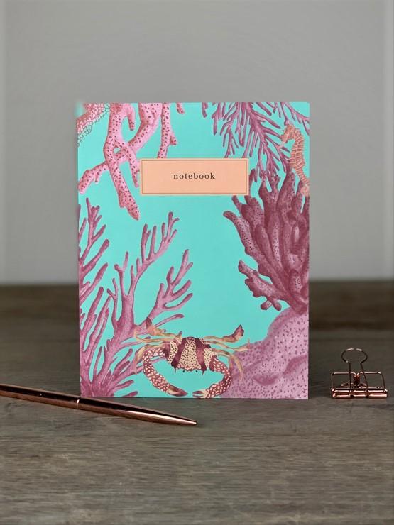 Notebook Koralle