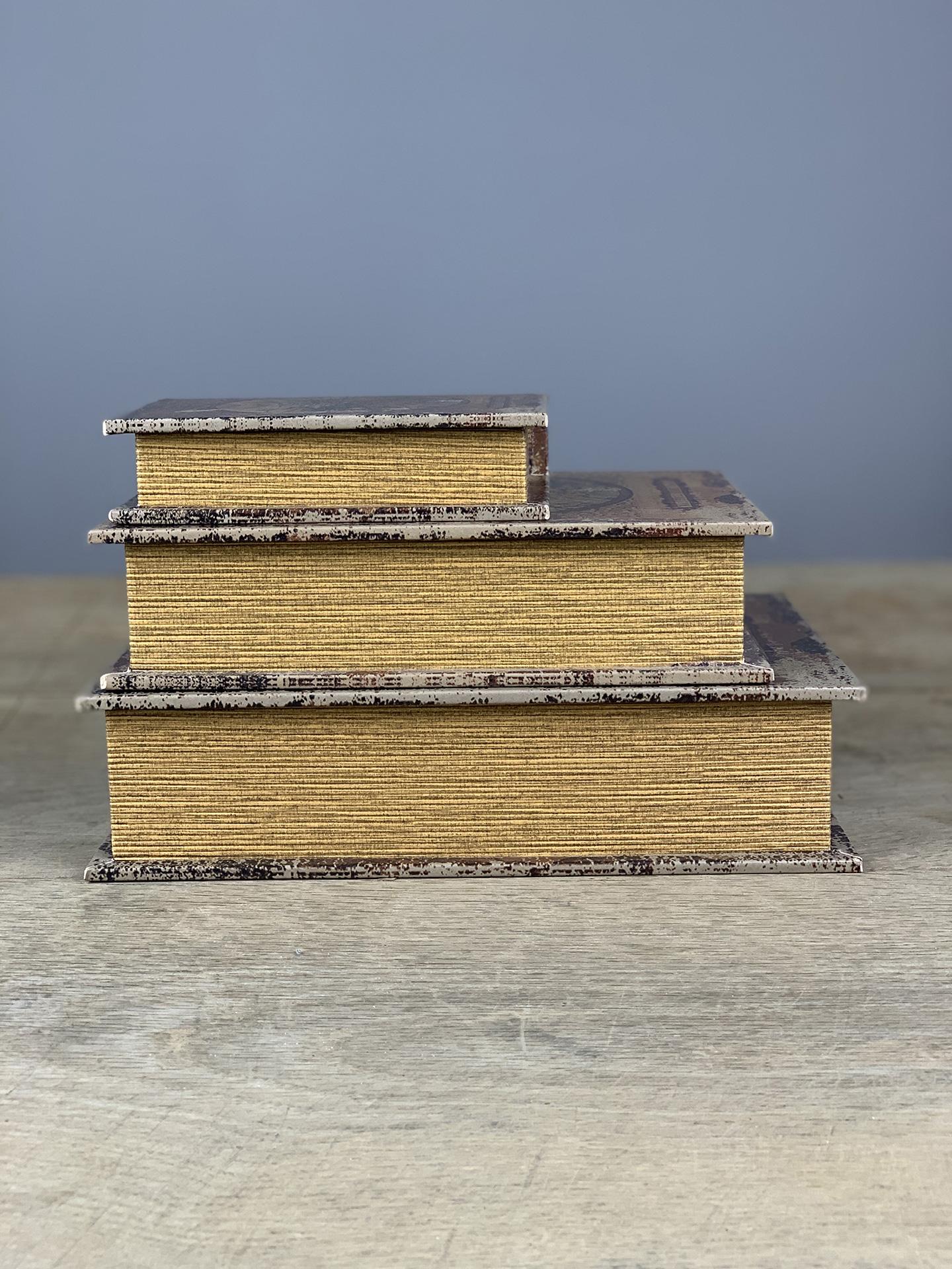 Bücherbox Weltkugel