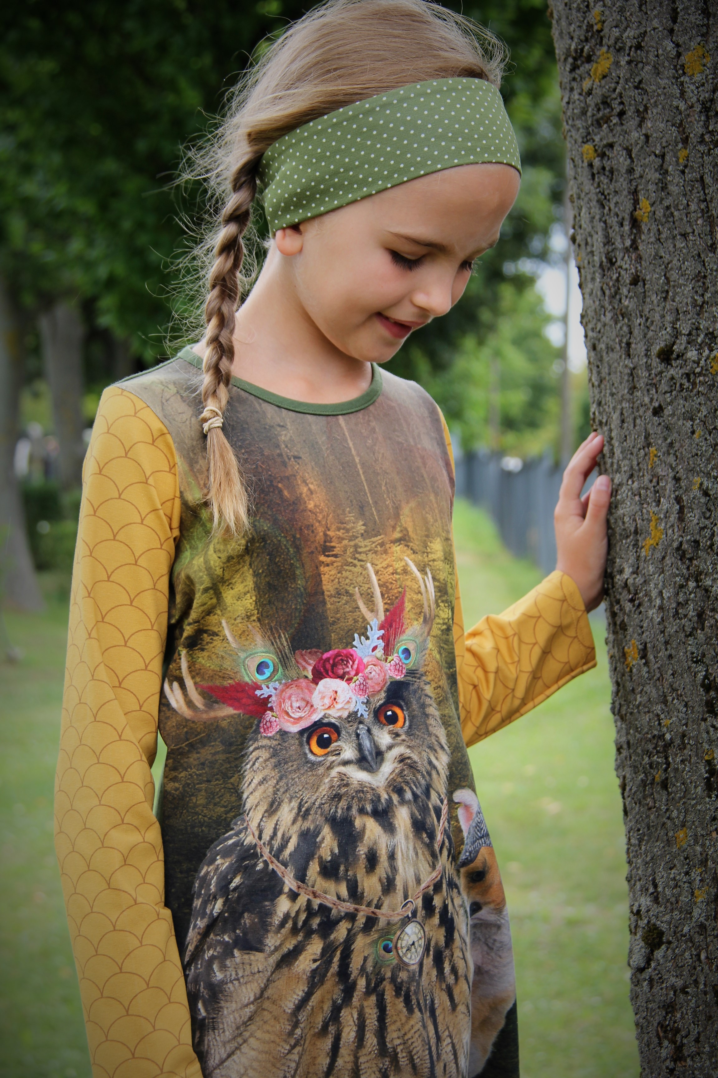 Kleid Forest Animals