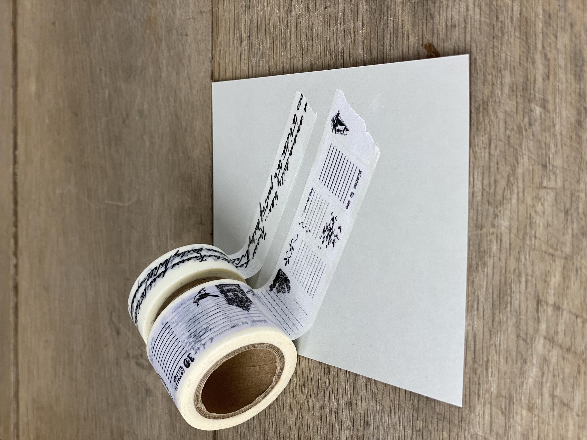 Masking Tape Set 21