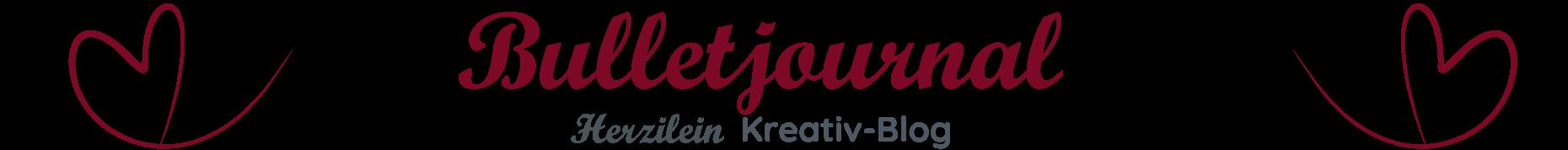 Herzilein Wien - Herzilein-Kreativ-Blog-Bulletjournal