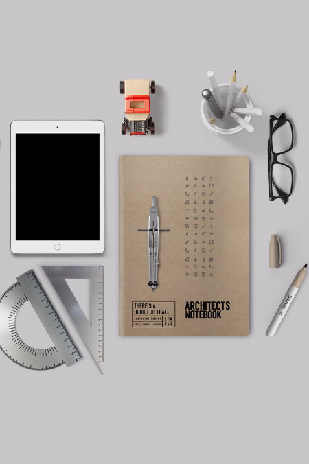 Notebook Architects  natur