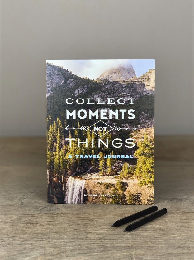 Travel Journal Collect moments