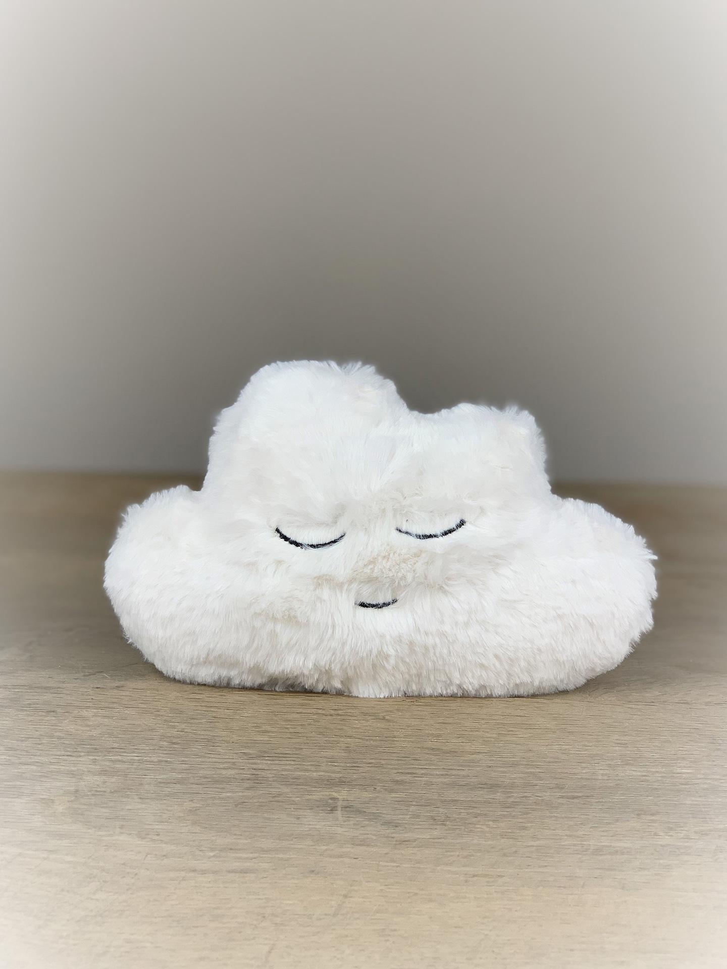 Spieluhr Wolke weiß