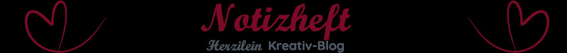 Herzilein Wien - Herzilein-Kreativ-Blog-Notizheft