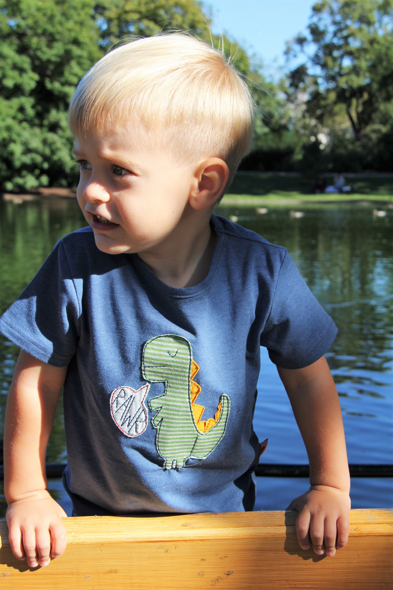 Shirt kleiner Dino