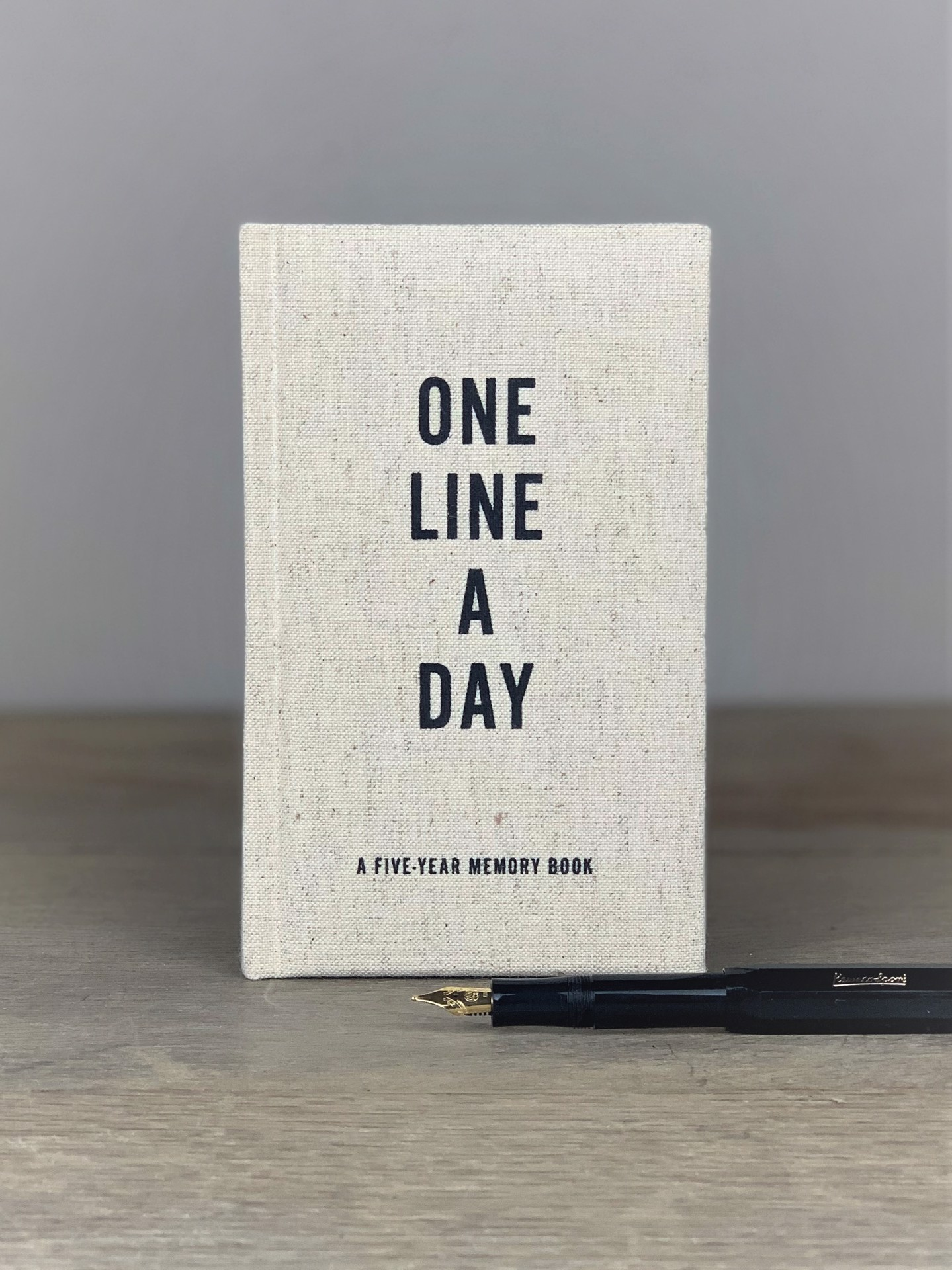 Kalender natur One line a day