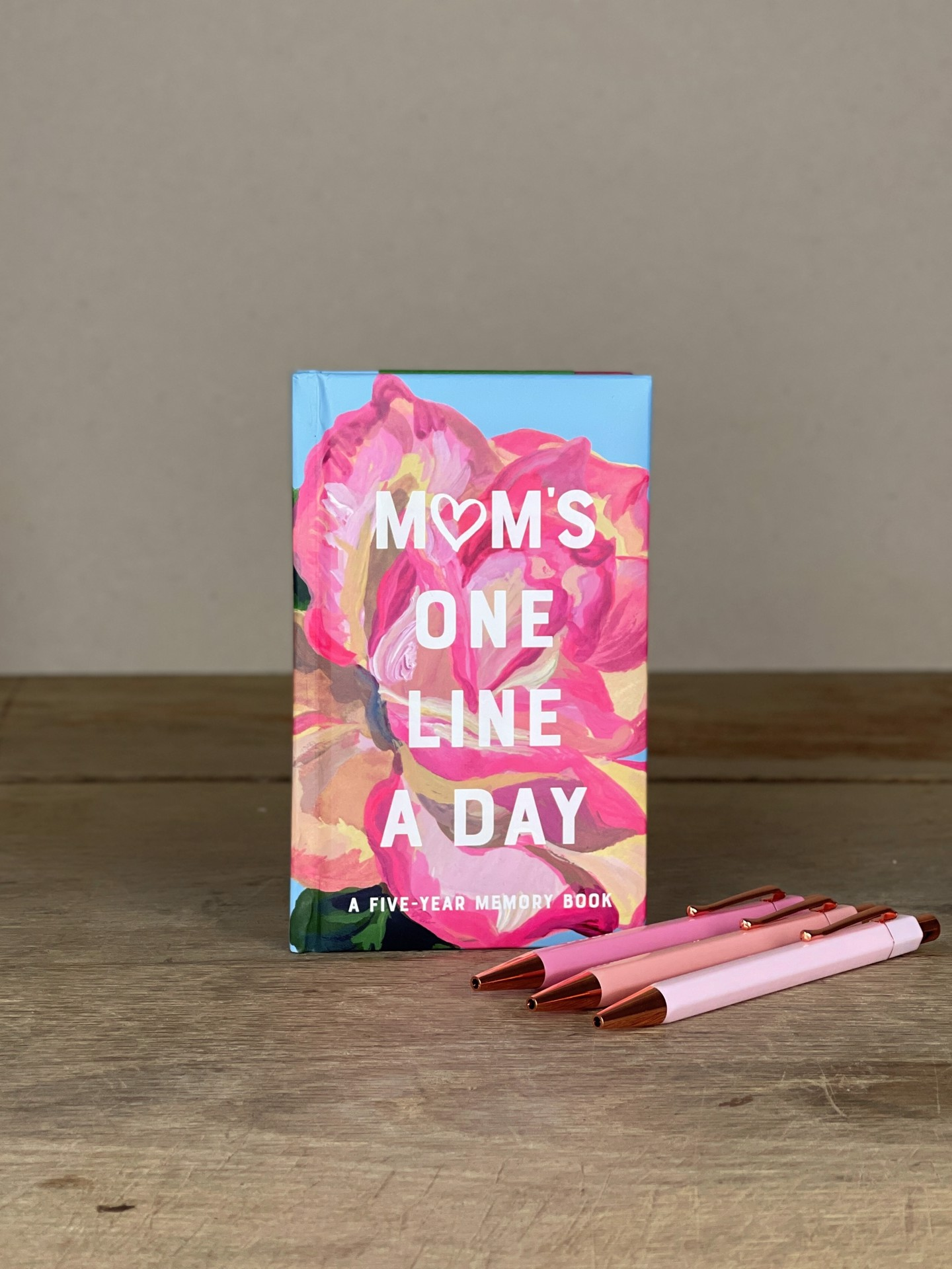 Kalender Mom´s One line a day