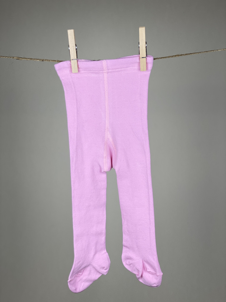 Strumpfhose Basic rosa