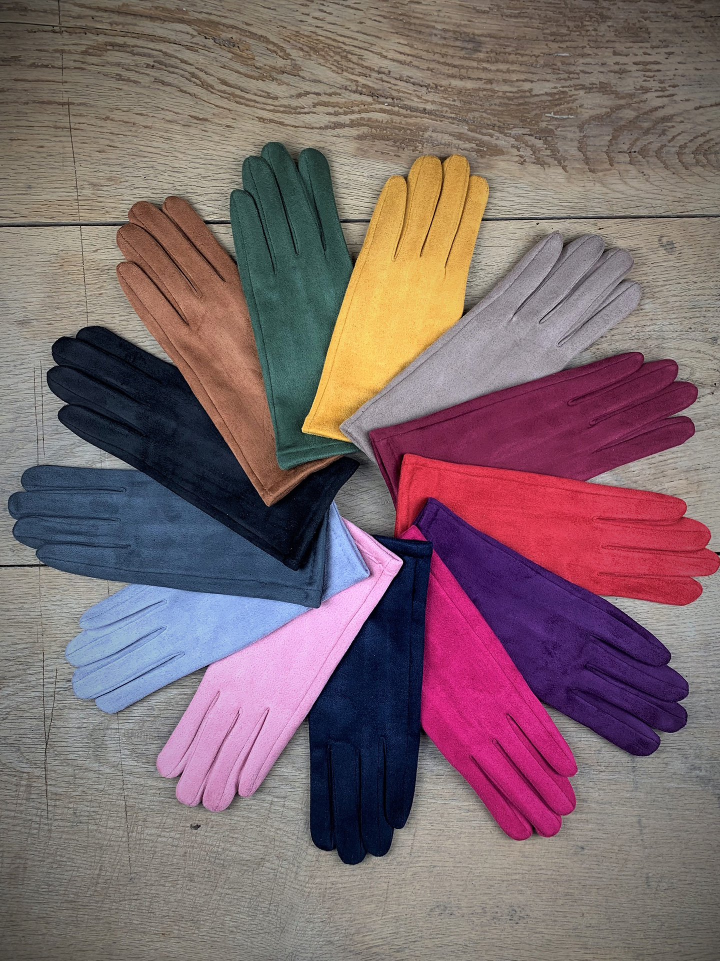 Damenhandschuhe