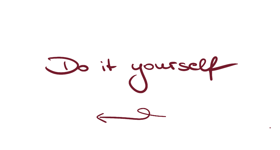 Herzilein Wien - Do-it-yourself