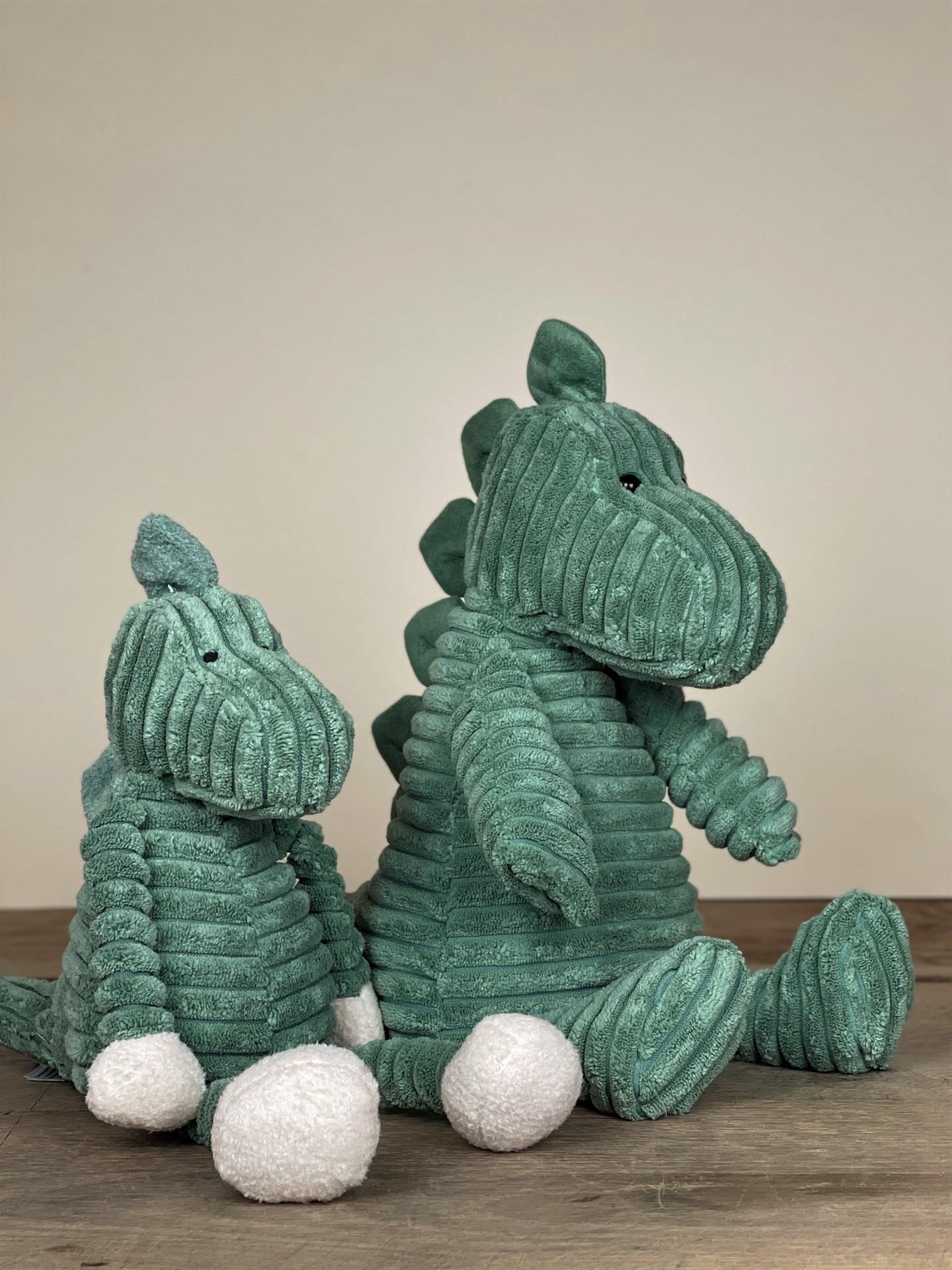 Stofftier Dino