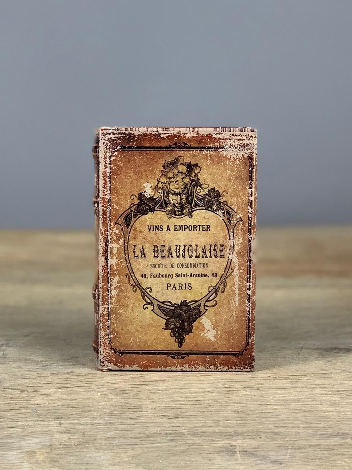 Bücherbox La Beaujolaise