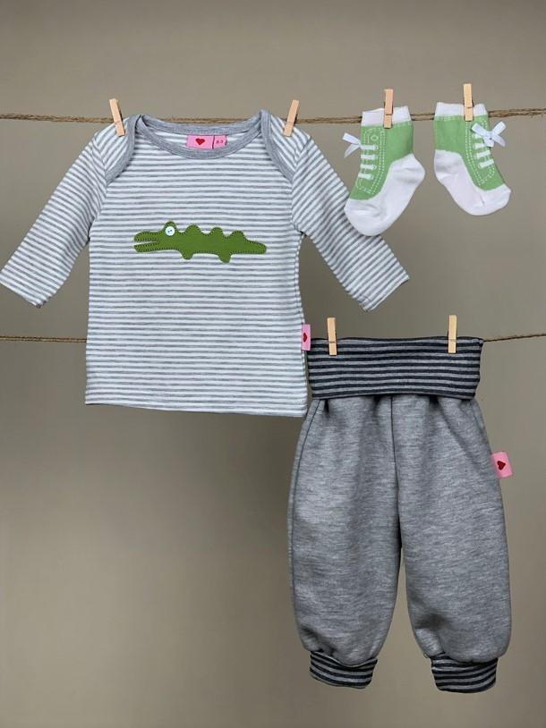 Shirt Kroko