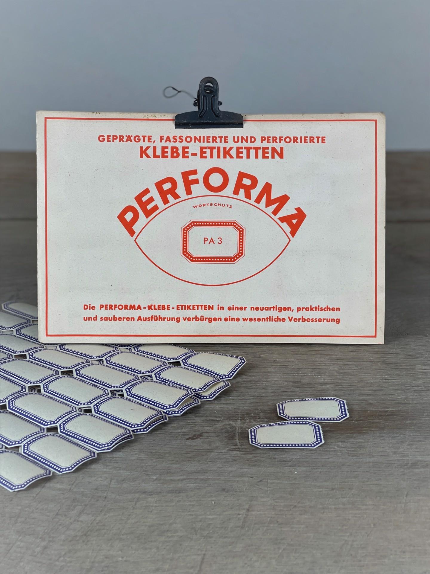 Labelset 75 Stück S