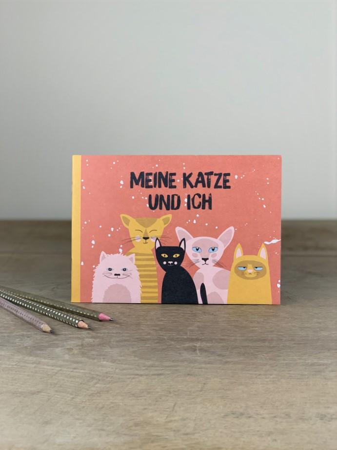 Erinnerungsbuch Cat
