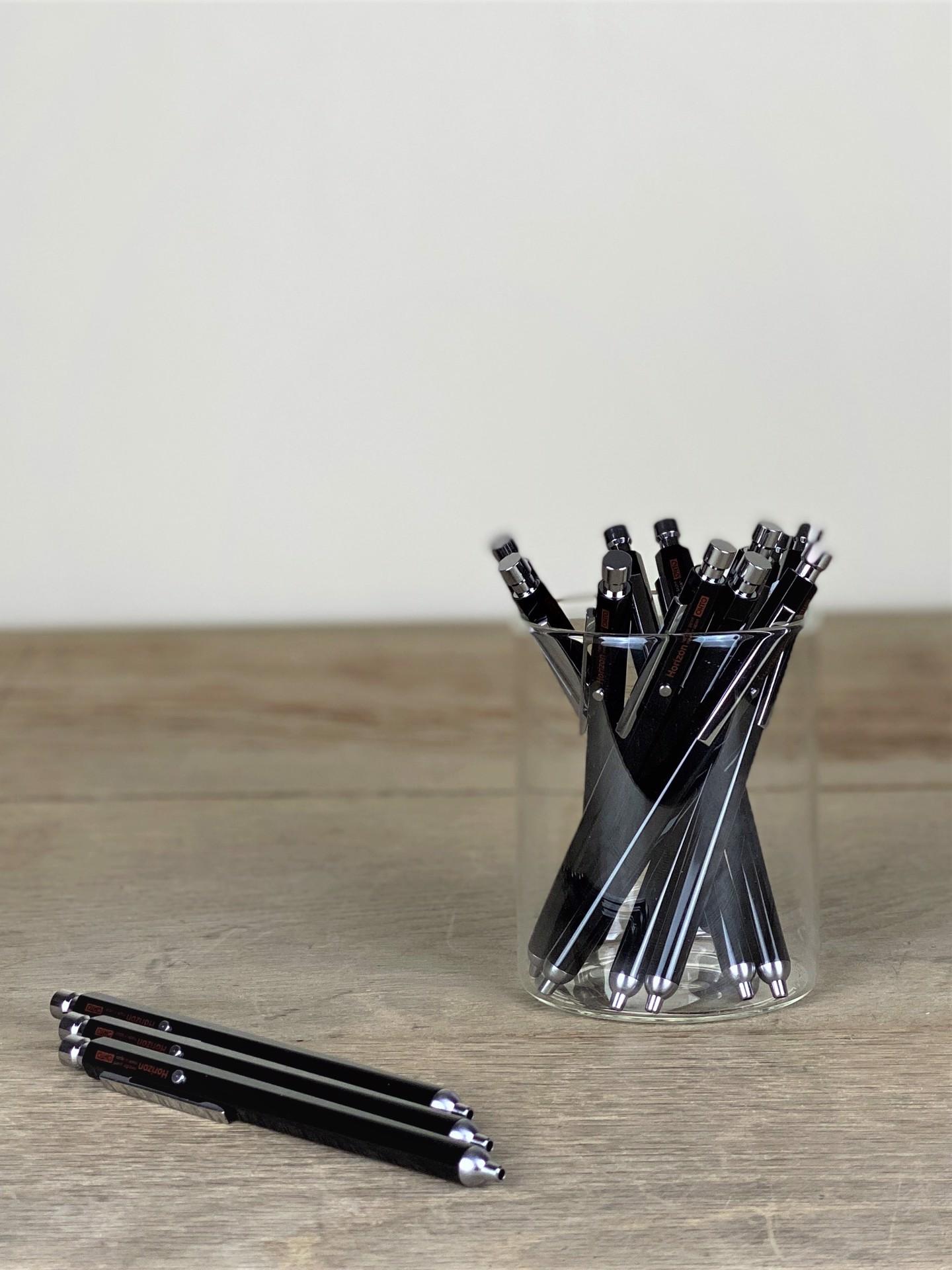 OHTO Kugelschreiber schwarz